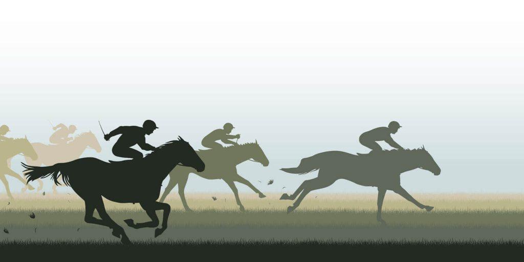 Pferdewetten - Große Liebe zum deutschen Pferdesport
