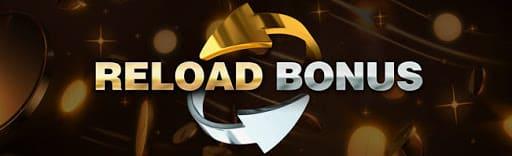 Reload Bonus - Holen Sie sich Ihre geboosteten Einzahlungen