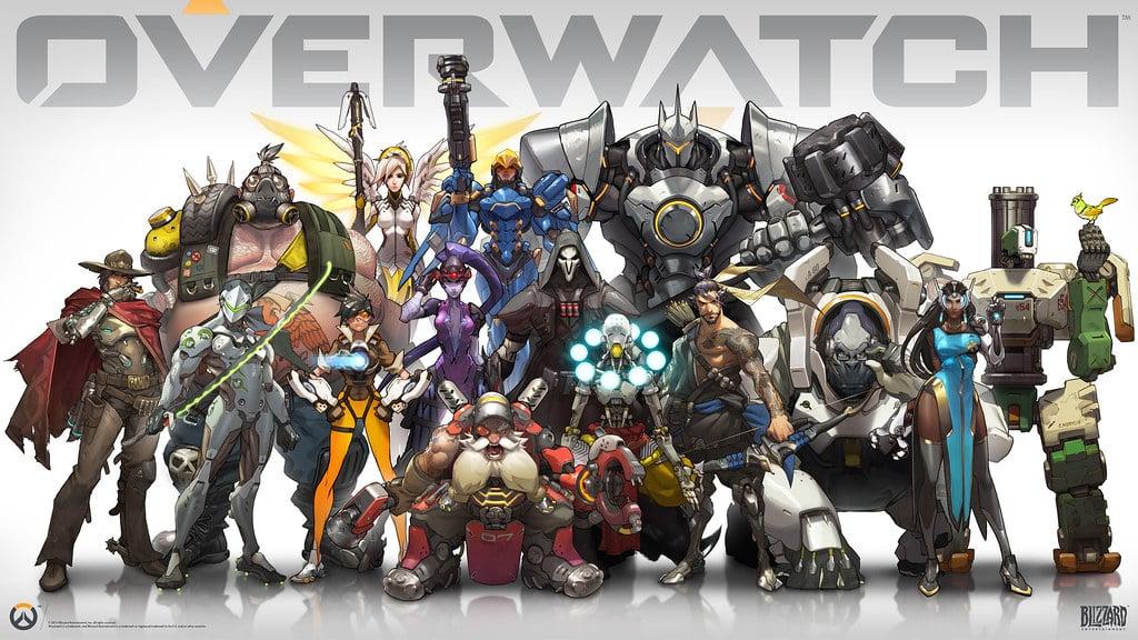 Overwatch Wetten - Alles über Esport und das Spiel